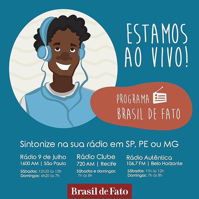 Dia do Trabalhador Rural, no dia 25 de julho, é tema do Programa Brasil de Fato deste fim de semana