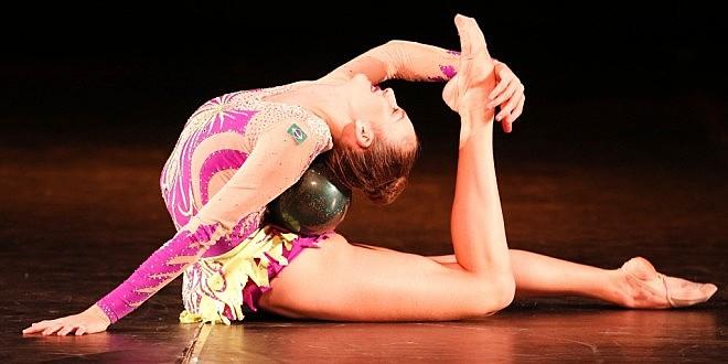 Aos 15 anos, Karine Walter vai representar o Brasil na Seleção Brasileira na modalidade individual
