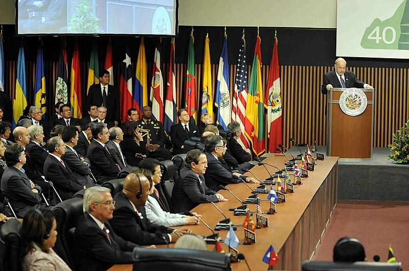 A OEA se posicionou pelo fim do governo de Daniel Ortega, reeleito com pouco mais de 70% para um mandato que termina em 2022