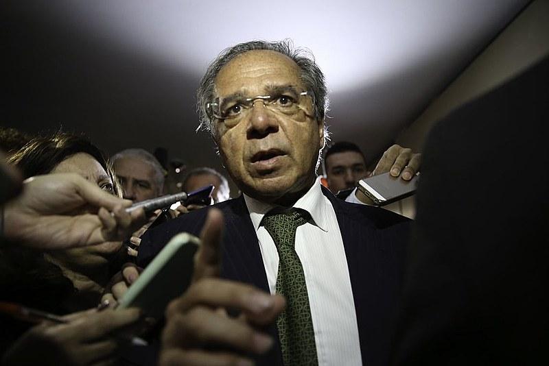 """Procurada pela Folha de S. Paulo, a Lava Jato informou que não incluiu Paulo Guedes e a GPG na denúncia porque não havia """"prova robusta""""."""