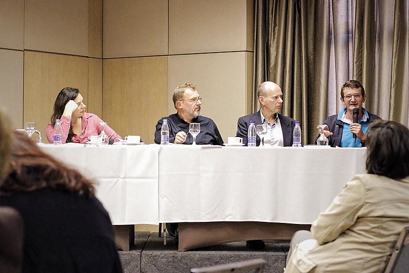 As políticas econômica e externa do país no governo Temer foram tema de debate em evento da Fundação Perseu Abramo