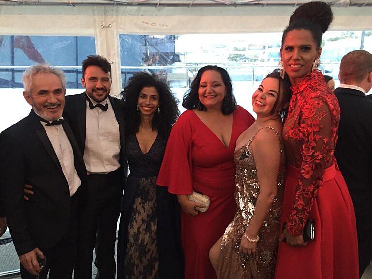 Seis atrizes e atores paraibanos no elenco de Bacurau: Buda Lira, Dani Barbosa, Ingrid Trigueiro, Jamila Facury, Suzy Lopes e Thardely Lima