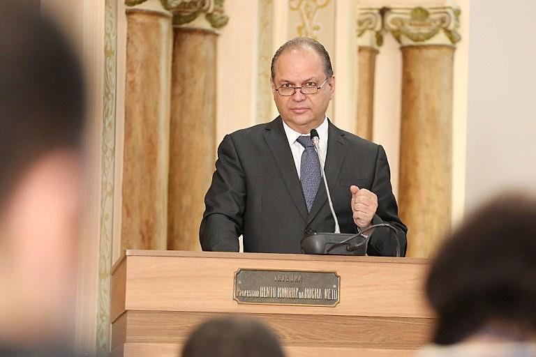 Deputado federal Ricardo Barros.