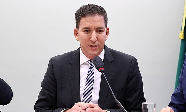 Greenwald é editor do The Intercept