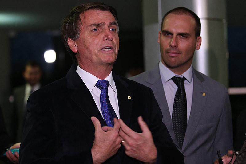 Jair Bolsonaro (PSL) é deputado federal e pré-candidato à Presidência da República
