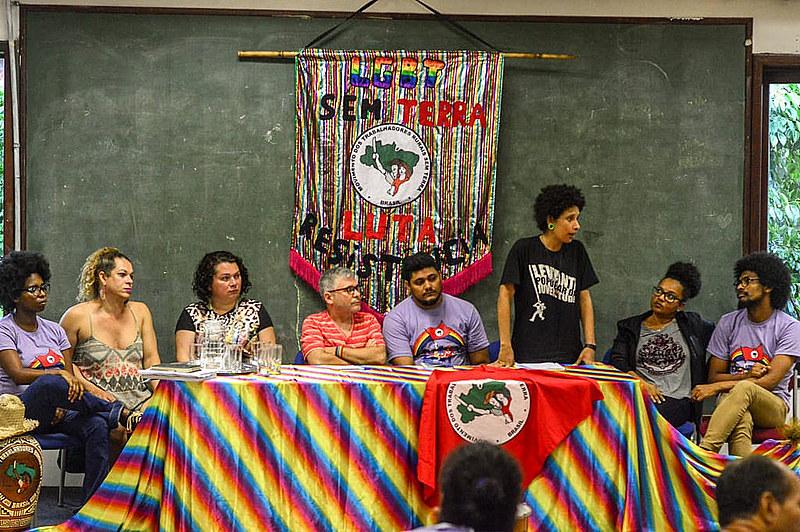 Plenária aconteceu no último sábado (20) na Escola Nacional Florestan Fernandes (ENFF), em Guararema