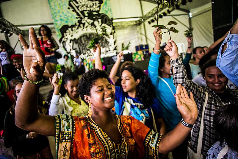 Acampamento do Festival da Utopia espera pelo menos 2 mil pessoas de vários países