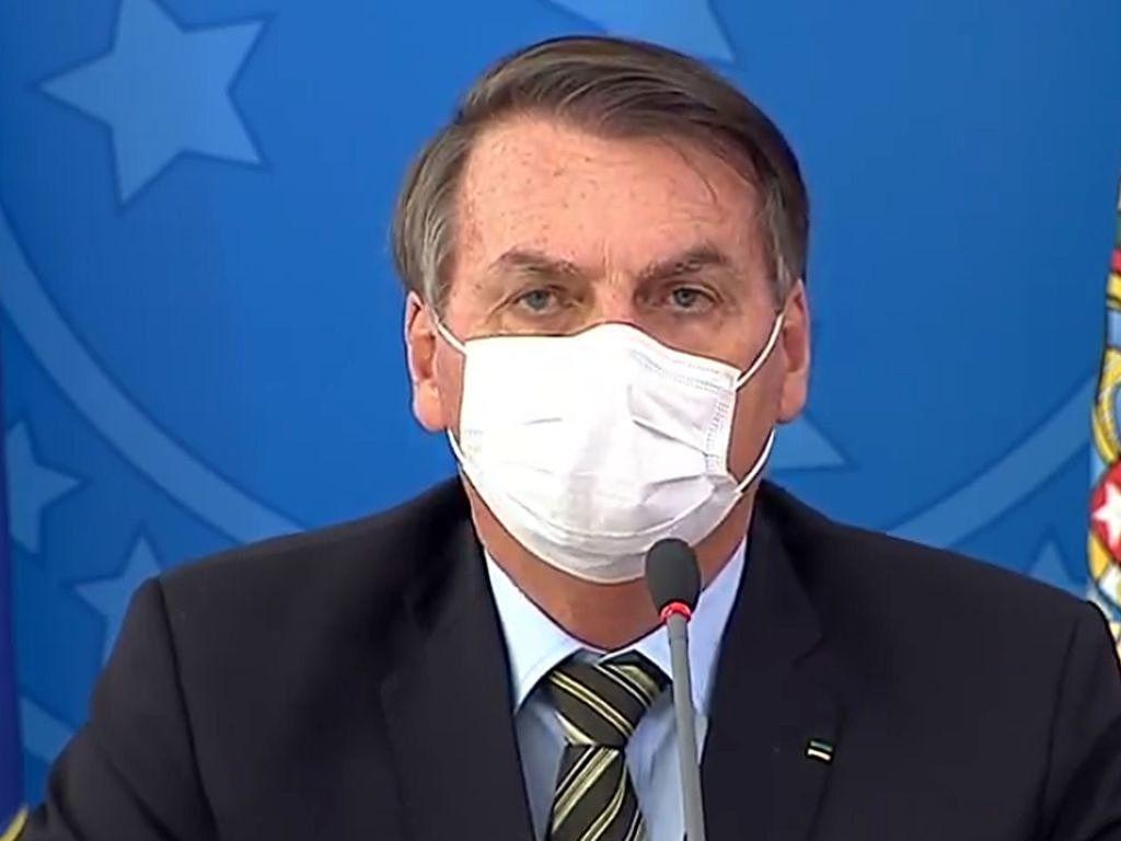 Comitiva de Bolsonaro tem 17 infectados por coronavírus   Saúde