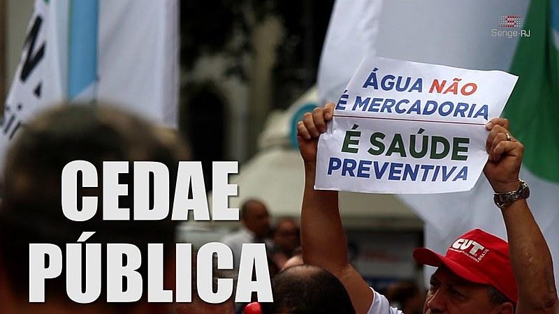 Dois atos estão programados: na quarta-feira (31), às 12h, em frente à Alerj e no domingo (5), em frente ao Copacabana Palace, às 10h
