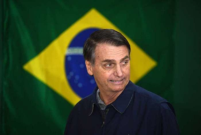 Bolsonaro foi eleito em outubro de 2018