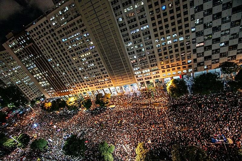 Protestos em maio e agosto levaram milhões de estudantes às ruas