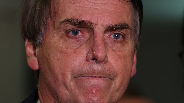 Jair Bolsonaro derrete nas pesquisas de opinião