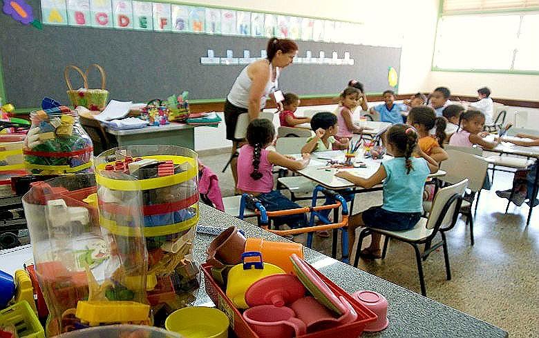 Congresso aprecia projetos que promovem melhorias para creches e alimentação escolar, mas prioriza temas como Escola sem Partido