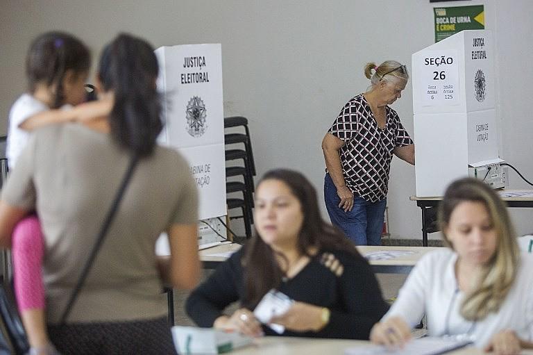 62,75% dos eleitores decidiram novo governador no 2º turno