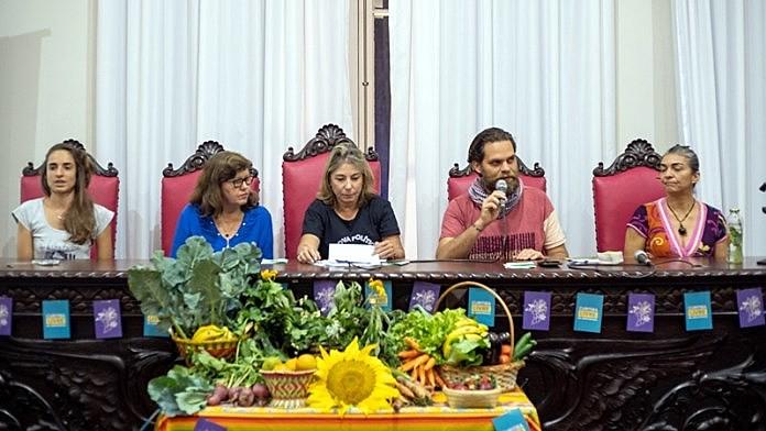 A inciativa da realização da Audiência foi da Vereadora Maria Leticia (PV), de Curitiba, e do deputado Goura (PDT), do Paraná