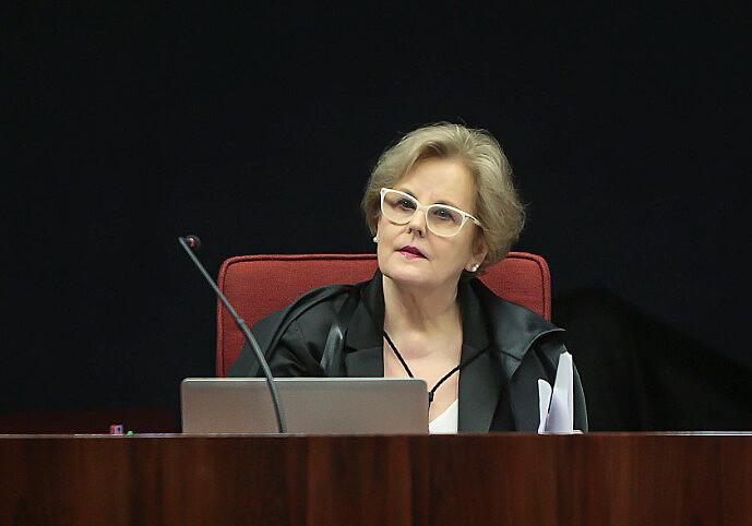 O voto da ministra Rosa Weber foi determinante para a rejeição do habeas corpus (HC) da defesa do ex-presidente Luiz Inácio Lula da Silva
