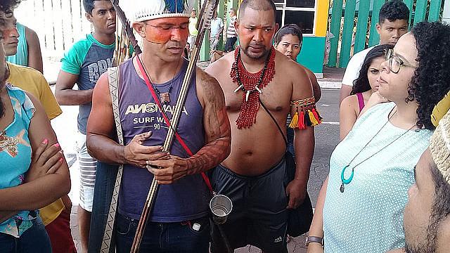 Tupiniquins de Aracruz/Divulgação