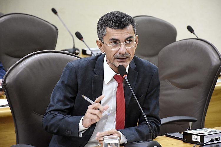 Deputado estadual do RN, Francisco do PT