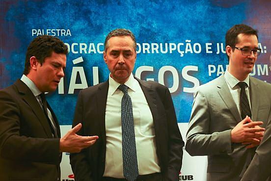 Brasil de Fato organizou uma linha do tempo e vai alimentar em tempo real com os novos capítulos Vaza Jato