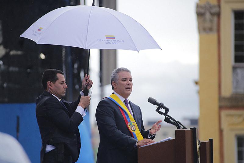 Presidente Duque pretende privatizar partes da Ecopetrol, já tenho anunciado sua disposição de vender a CENIT, empresa de logística de petróleo, criada em 2012.
