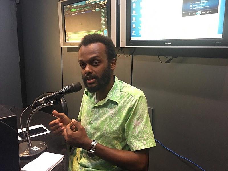 Bruno Vieira é jornalista, editor do jornal A Voz da Favela em Recife e colaborador da Agência de Notícias das Favelas