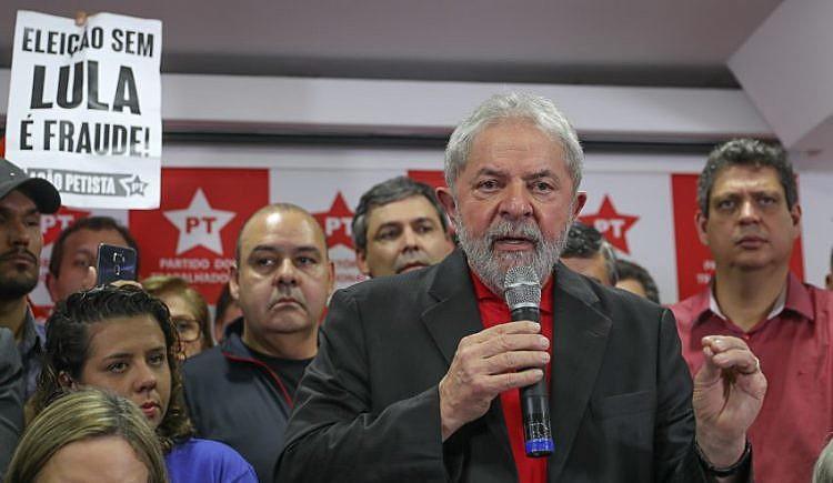 PT deve apresentar todos os recursos aos tribunais para que sejam reconhecidos os direitos políticos de Lula