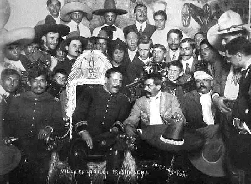 A frase de Pancho Villa, um dos líderes da Revolução Mexicana, e a luta daqueles que resistem contra o militarismo é tema deste artigo