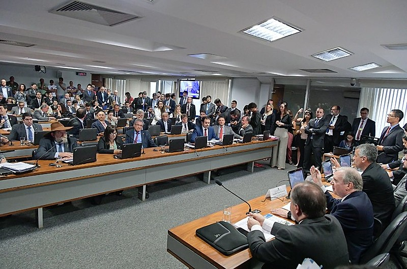 Projeto foi aprovado em regime de urgência na Comissão de Serviços de Infraestrutura (CI) do Senado