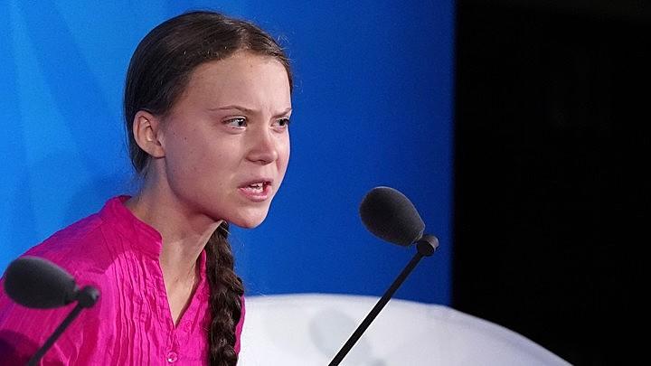 Greta Thunberg - Adolescente denunciou o Brasil de Jair Bolsonaro e outros países em discurso na ONU
