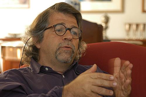 O sociólogo Ricardo Antunes.