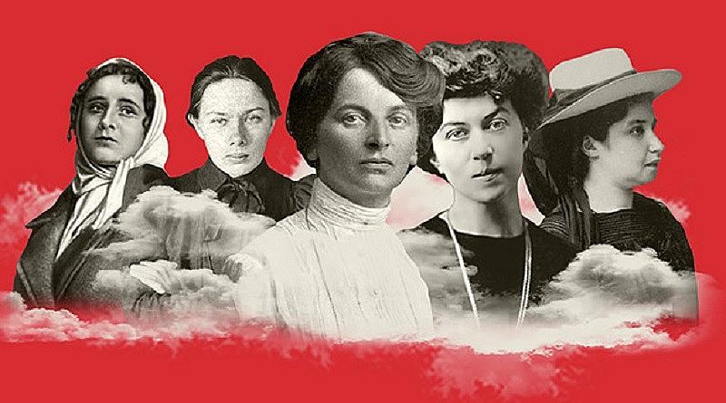 Russas soviéticas contribuíram para estabelecer o 8 de março como o Dia Internacional das Mulheres