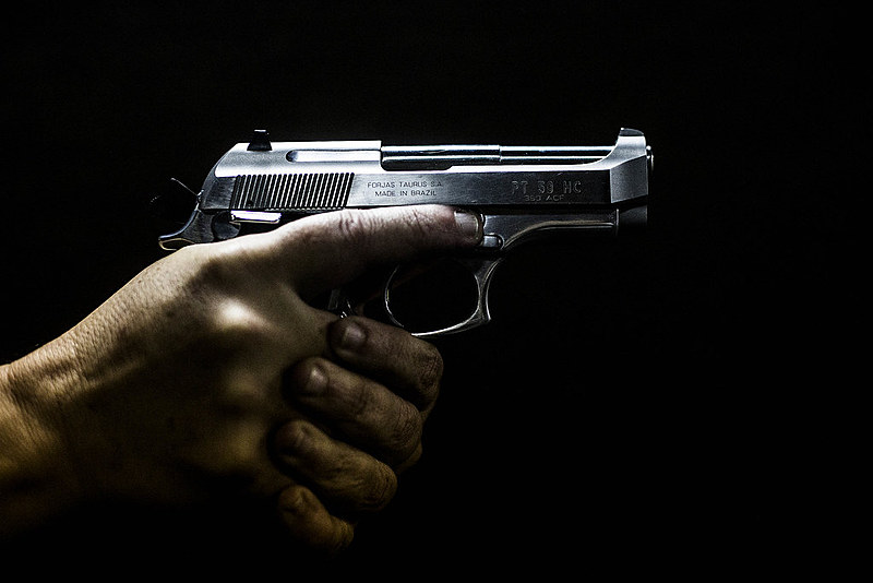 Os EUA é um país em que mais civis possuem armas de fogo e tema maior taxa de homicídios com arma de fogo do mundo