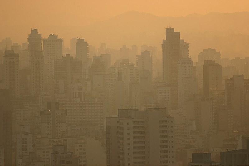 Combate a poluição traria economia aos cofres públicos