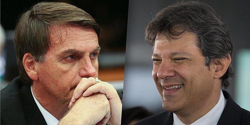 """'""""Teoria dos dois demônios"""" consiste em afirmar que tanto Bolsonaro quanto Haddad são extremistas', explica colunista"""
