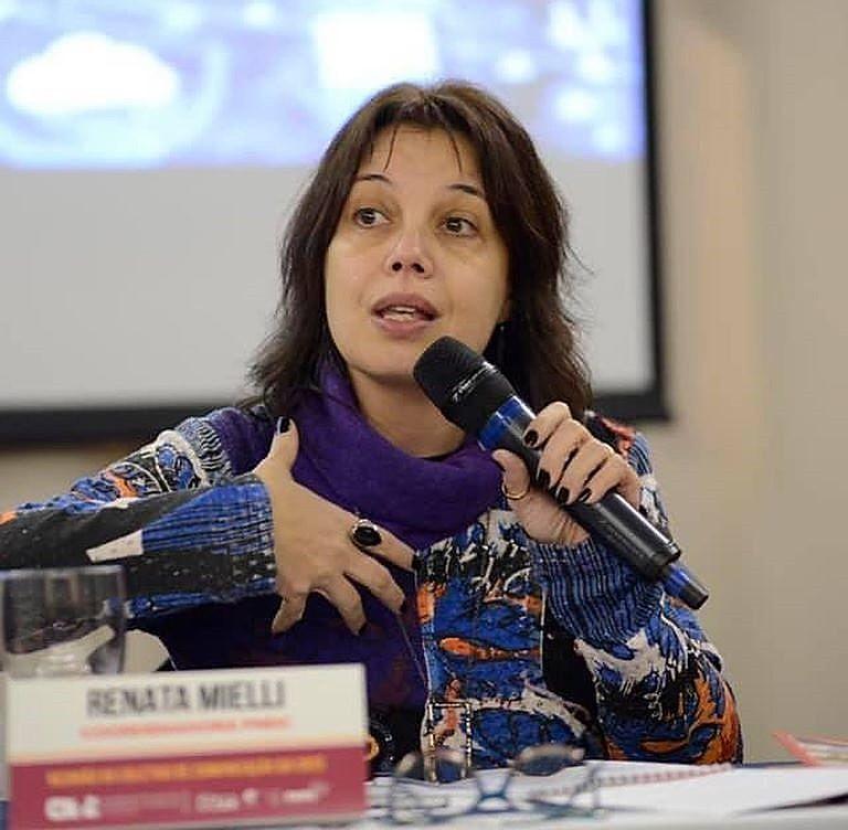 A jornalista e Coordenadora Geral do Fórum Nacional Pela Democratização da Comunicação, Renata Mielli, é uma das palestrantes do Congresso