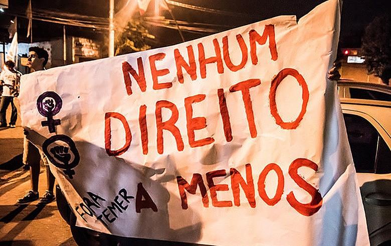 Ato é convocado pela Frente Povo Sem Medo e será realizado em frente o vão livre do Masp, às 18h