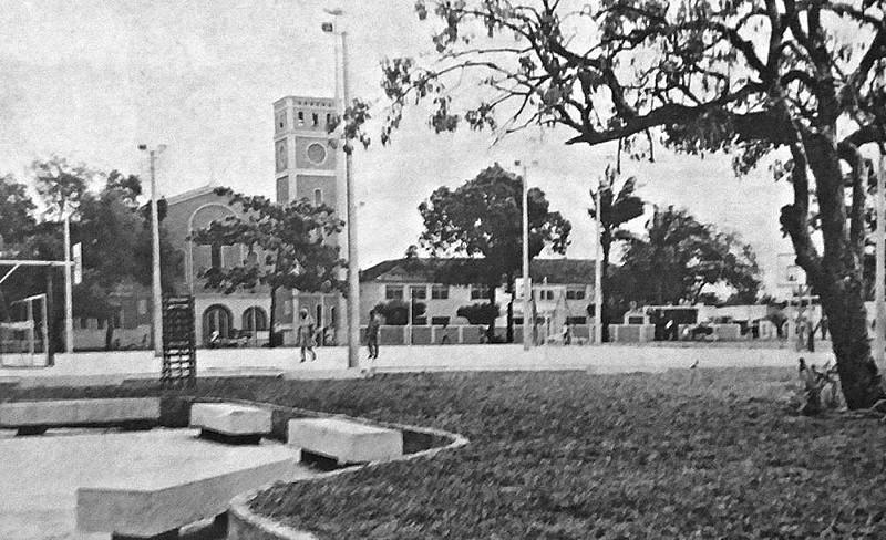 Praça Dom José Thomaz