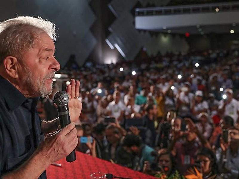 Para Lula, paralisação é uma demonstração de força do movimento sindical
