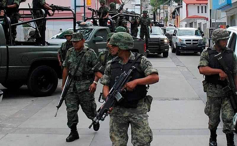 Militarização acumula saldo de mortes e desaparecidos nos 32 estados mexicanos