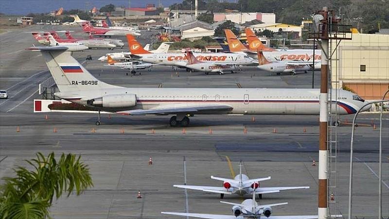 Governo russo confirma presença de avião e militares na Venezuela