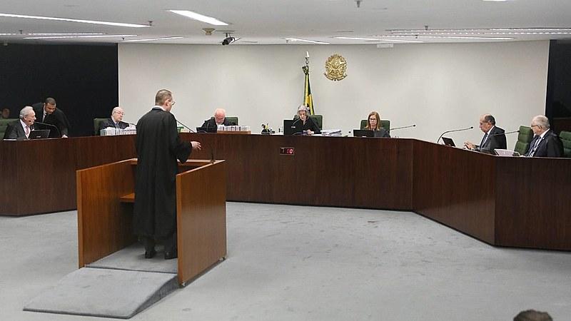 Cristiano Zanin, advogado de Lula, fala à segunda turma do STF