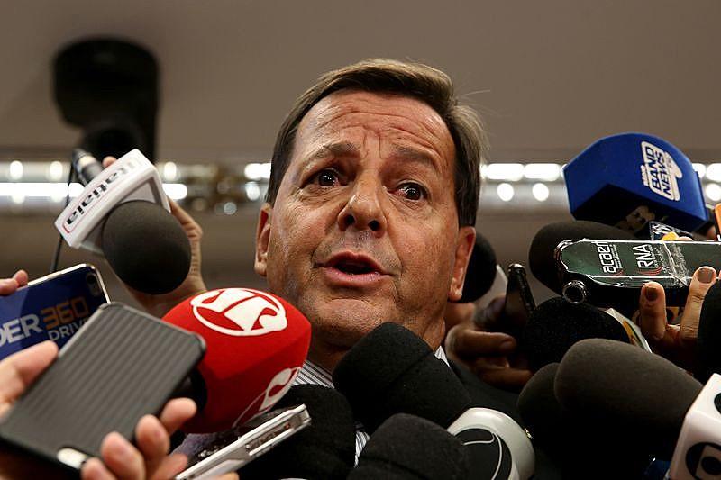 O deputado do PMDB foi muito elogiado pela Rede Globo e teve espaço nas mais diversas mídias