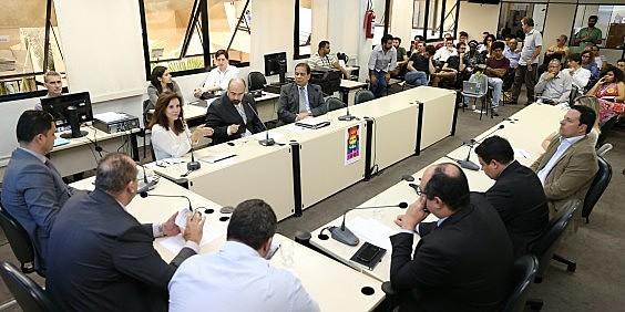 Eulália participa de reunião sobre PBH Ativos