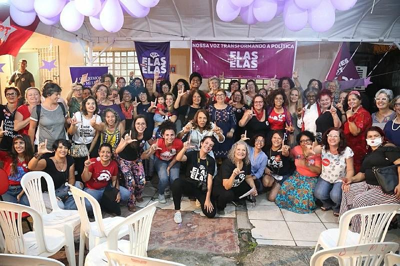 """Partido lança 13 mulheres prometendo luta pelo """"feminismo popular e socialista"""""""
