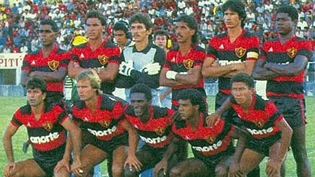 Time do Sport que venceu o Brasileirão de 1987