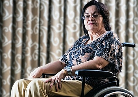 Named after a brazilian activist, the Maria da Penha law is an international reference
