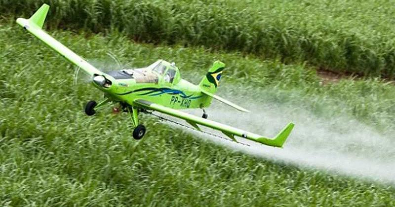 Brasil tem atualmente 2.232 agrotóxicos em circulação no mercado