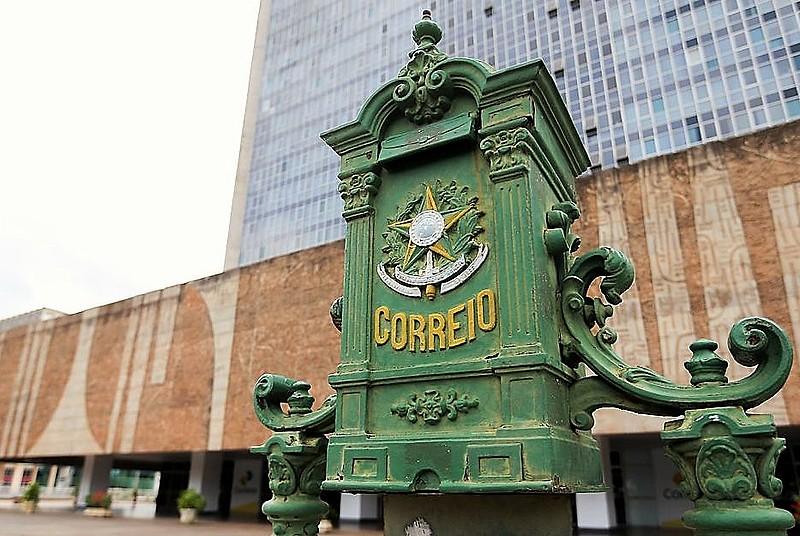 A Empresa Brasileira de Correios e Telégrafos está presente em quase todas as cidades do Brasil