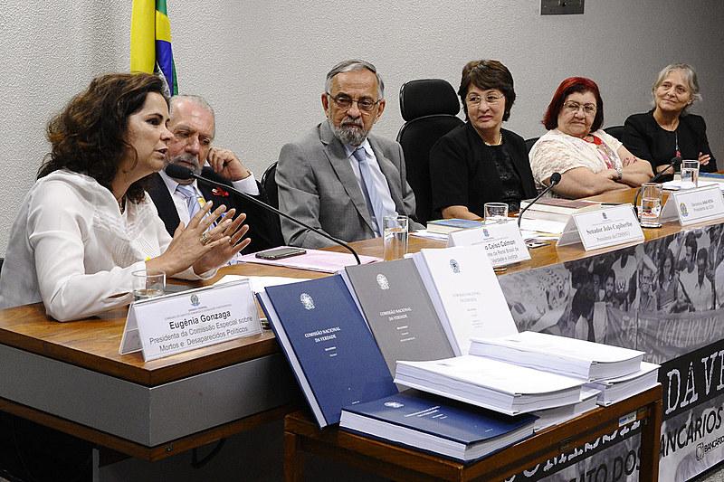 Katia, representante do Faferj, afirmou que é possível esclarecer a população