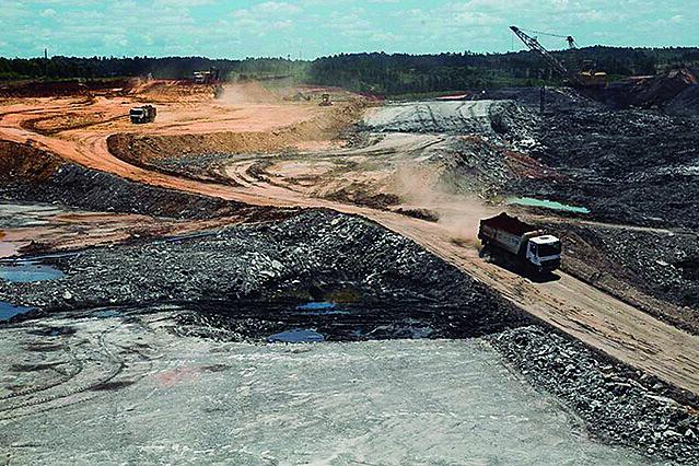 Esparramando-se por 4.373 hectares, a Mina Guaíba será, se sair do papel, a maior a céu aberto do país, localizada a 1,5 quilômetro do rio Jacuí